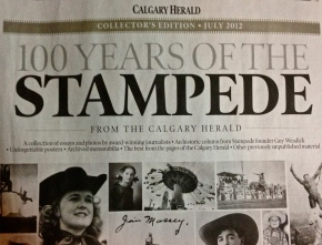 Kicking off with Stampede 2012